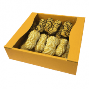 Arsenal Mix Cone Biscuits 450g
