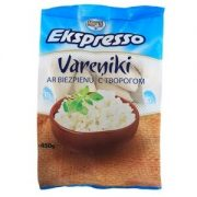 """Dumplings With Cottage Cheese """"Ekspresso"""