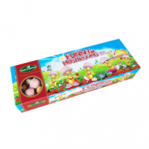 Funny Mushrooms Strawberry Mini Biscuits 170g