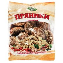 """Gingerbread """"Nutty / Orehoviye"""" With Nutty Flavour 400g"""