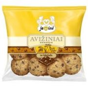 Javine Oat Biscuits with Chocolate 180g