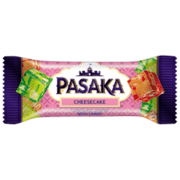 Pasaka Glazed Curd Cheese Bar with Jelly 40g