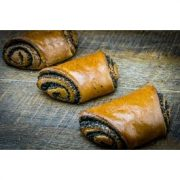 Pastry With Poppy Seeds