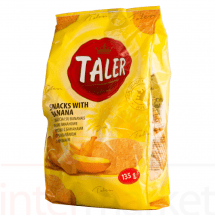 Taler Talers with Banana 135g